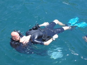rescue course on the Similan Islands